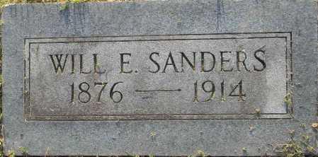 "SANDERS, WILLIAM ELIAS ""WILL"" - Pike County, Arkansas   WILLIAM ELIAS ""WILL"" SANDERS - Arkansas Gravestone Photos"