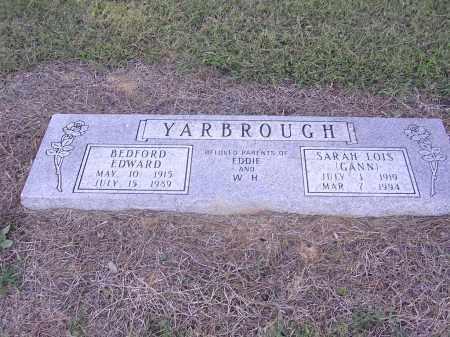 YARBROUGH, SARAH LOIS - Poinsett County, Arkansas | SARAH LOIS YARBROUGH - Arkansas Gravestone Photos