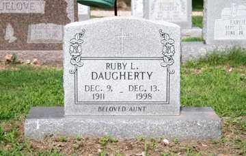 DAUGHERTY, RUBY - Poinsett County, Arkansas | RUBY DAUGHERTY - Arkansas Gravestone Photos