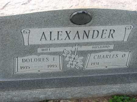 ALEXANDER, DOLORES I. - Poinsett County, Arkansas | DOLORES I. ALEXANDER - Arkansas Gravestone Photos