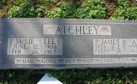 ATCHLEY, SUSIE LEE - Poinsett County, Arkansas | SUSIE LEE ATCHLEY - Arkansas Gravestone Photos