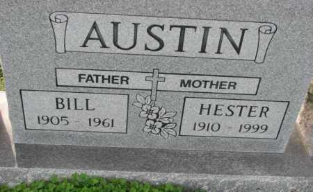AUSTIN, BILL - Poinsett County, Arkansas | BILL AUSTIN - Arkansas Gravestone Photos