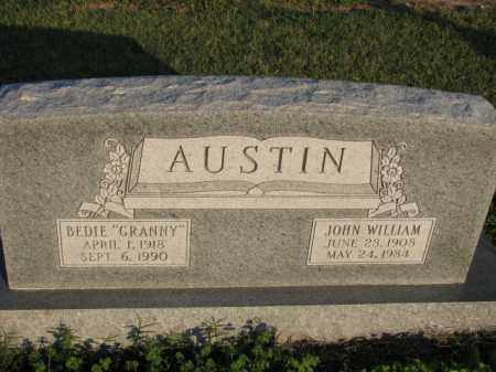 AUSTIN, BEDIE - Poinsett County, Arkansas | BEDIE AUSTIN - Arkansas Gravestone Photos