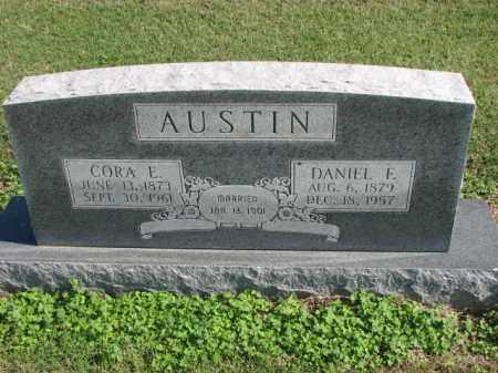 AUSTIN DANIEL F.,  - Poinsett County, Arkansas |  AUSTIN DANIEL F. - Arkansas Gravestone Photos