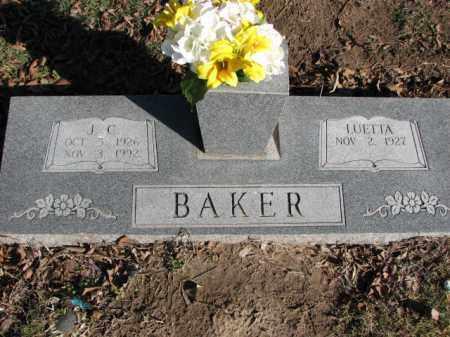 BAKER, J.C. - Poinsett County, Arkansas | J.C. BAKER - Arkansas Gravestone Photos