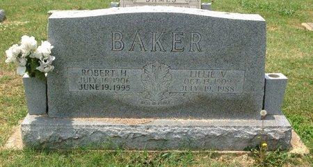 VERBLE BAKER, LILLIE - Poinsett County, Arkansas | LILLIE VERBLE BAKER - Arkansas Gravestone Photos