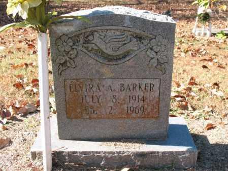 GENTRY BARKER, ELVIRA ALMELTA - Poinsett County, Arkansas | ELVIRA ALMELTA GENTRY BARKER - Arkansas Gravestone Photos
