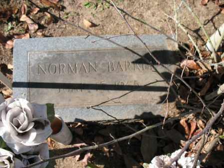 BARKER, NORMAN - Poinsett County, Arkansas | NORMAN BARKER - Arkansas Gravestone Photos