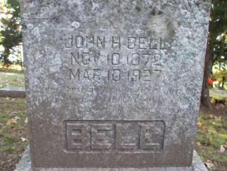 BELL, JOHN H. - Poinsett County, Arkansas   JOHN H. BELL - Arkansas Gravestone Photos
