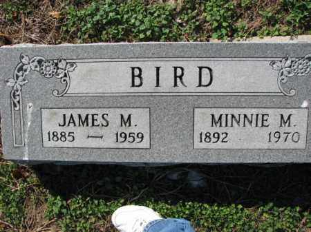 BIRD, MINNIE M. - Poinsett County, Arkansas | MINNIE M. BIRD - Arkansas Gravestone Photos