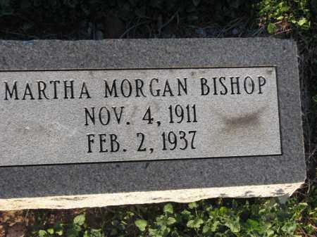 MORGAN BISHOP, MARTHA - Poinsett County, Arkansas | MARTHA MORGAN BISHOP - Arkansas Gravestone Photos