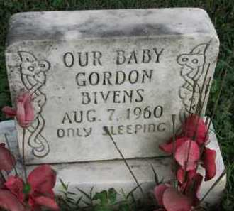 BIVENS, GORDON - Poinsett County, Arkansas | GORDON BIVENS - Arkansas Gravestone Photos