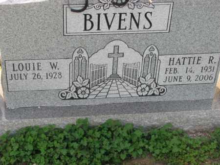 BIVENS, HATTIE R. - Poinsett County, Arkansas   HATTIE R. BIVENS - Arkansas Gravestone Photos