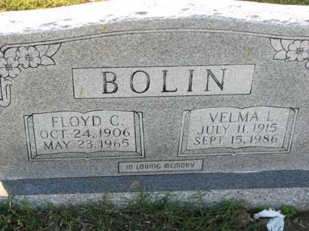 BOLIN, VELMA L. - Poinsett County, Arkansas | VELMA L. BOLIN - Arkansas Gravestone Photos