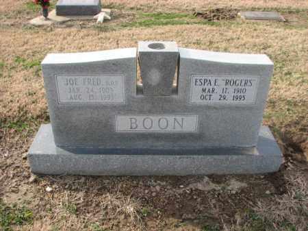 BOON, ESPA E. - Poinsett County, Arkansas | ESPA E. BOON - Arkansas Gravestone Photos