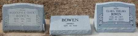 BOWEN, CLARA THELMA - Poinsett County, Arkansas   CLARA THELMA BOWEN - Arkansas Gravestone Photos
