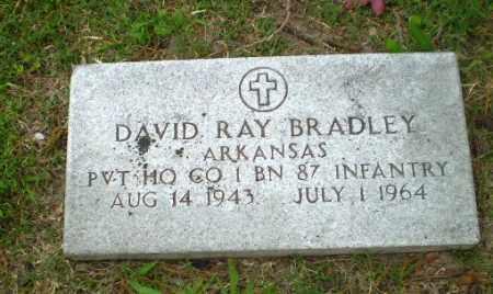 BRADLEY (VETERAN), DAVID RAY - Poinsett County, Arkansas   DAVID RAY BRADLEY (VETERAN) - Arkansas Gravestone Photos