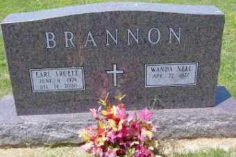 BRANNON, WANDA NELL - Poinsett County, Arkansas | WANDA NELL BRANNON - Arkansas Gravestone Photos