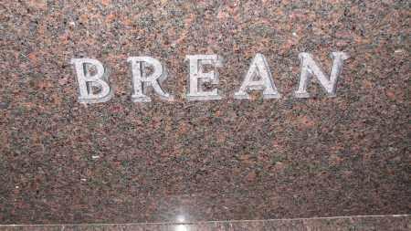 BREAN, FAMILY - Poinsett County, Arkansas | FAMILY BREAN - Arkansas Gravestone Photos