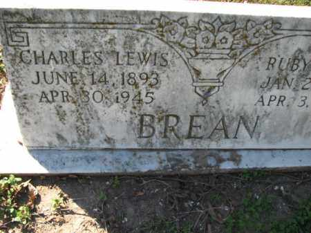 BREAN, CHARLES LEWIS - Poinsett County, Arkansas | CHARLES LEWIS BREAN - Arkansas Gravestone Photos