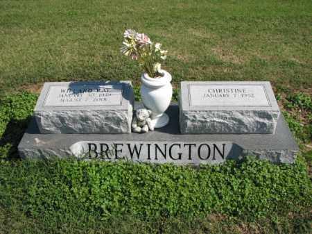 BREWING, WILLARD RAY - Poinsett County, Arkansas   WILLARD RAY BREWING - Arkansas Gravestone Photos