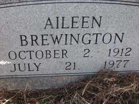 BREWINGTON, AILEEN - Poinsett County, Arkansas | AILEEN BREWINGTON - Arkansas Gravestone Photos