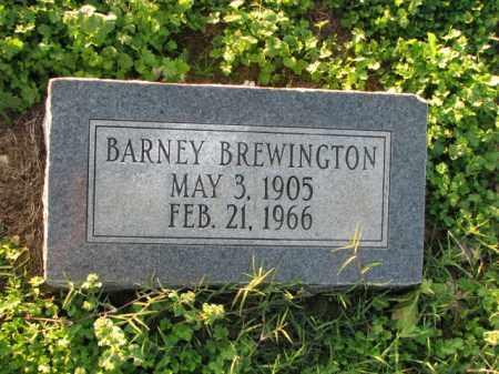 BREWINGTON, BARNEY - Poinsett County, Arkansas   BARNEY BREWINGTON - Arkansas Gravestone Photos