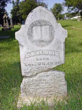 BRIDGES, GEORGE S. - Poinsett County, Arkansas | GEORGE S. BRIDGES - Arkansas Gravestone Photos