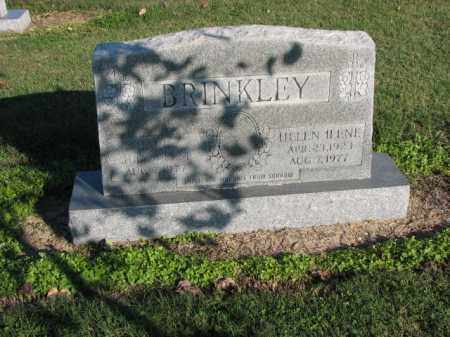 BRINKLEY, HELEN ILENE - Poinsett County, Arkansas | HELEN ILENE BRINKLEY - Arkansas Gravestone Photos