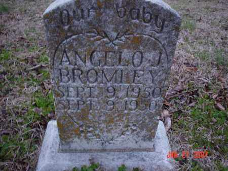 BROMLEY, ANGELO J. - Poinsett County, Arkansas | ANGELO J. BROMLEY - Arkansas Gravestone Photos