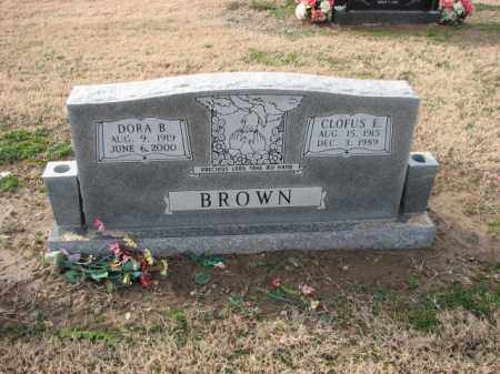 BROWN, DORA B. - Poinsett County, Arkansas | DORA B. BROWN - Arkansas Gravestone Photos