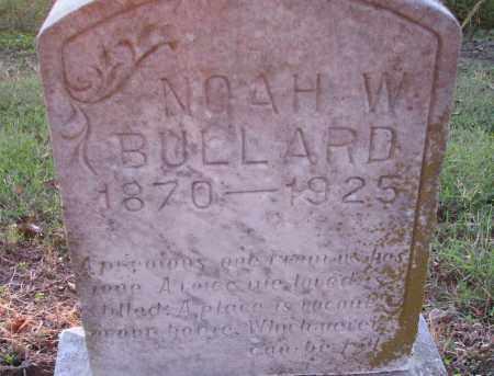 BULLARD, NOAH - Poinsett County, Arkansas | NOAH BULLARD - Arkansas Gravestone Photos
