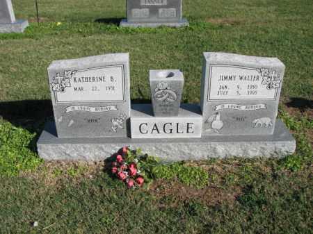 CAGLE, JIMMY WALTER - Poinsett County, Arkansas | JIMMY WALTER CAGLE - Arkansas Gravestone Photos