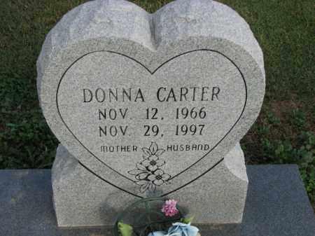 CARTER, DONNA - Poinsett County, Arkansas   DONNA CARTER - Arkansas Gravestone Photos
