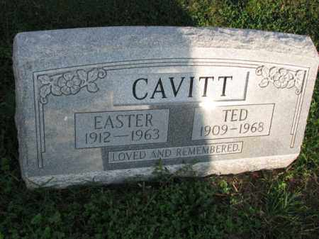 CAVITT, EASTER - Poinsett County, Arkansas   EASTER CAVITT - Arkansas Gravestone Photos