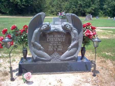 CHESTNUT, RUBY REBECCA - Poinsett County, Arkansas | RUBY REBECCA CHESTNUT - Arkansas Gravestone Photos