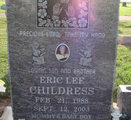 CHILDRESS, ERIC - Poinsett County, Arkansas | ERIC CHILDRESS - Arkansas Gravestone Photos