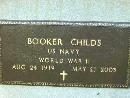 CHILDS  (VETERAN WWII), BOOKER - Poinsett County, Arkansas | BOOKER CHILDS  (VETERAN WWII) - Arkansas Gravestone Photos