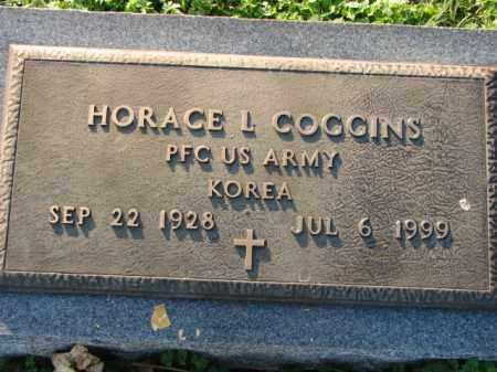 COGGINS (VETERAN KOR), HORACE L - Poinsett County, Arkansas | HORACE L COGGINS (VETERAN KOR) - Arkansas Gravestone Photos