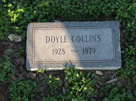 COLLINS, DOYLE - Poinsett County, Arkansas | DOYLE COLLINS - Arkansas Gravestone Photos