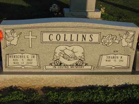 COLLINS, JR., HERSCHEL G. - Poinsett County, Arkansas | HERSCHEL G. COLLINS, JR. - Arkansas Gravestone Photos