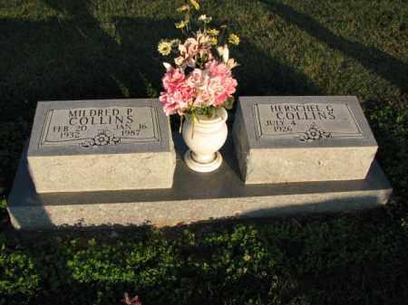 COLLINS, MILDRED P. - Poinsett County, Arkansas | MILDRED P. COLLINS - Arkansas Gravestone Photos
