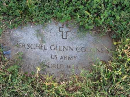 COLLINS, SR. (VETERAN WWII), HERSCHEL GLENN - Poinsett County, Arkansas   HERSCHEL GLENN COLLINS, SR. (VETERAN WWII) - Arkansas Gravestone Photos