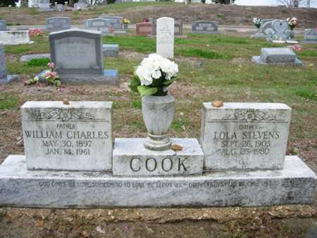 COOK, WILLIAM CHARLES - Poinsett County, Arkansas | WILLIAM CHARLES COOK - Arkansas Gravestone Photos