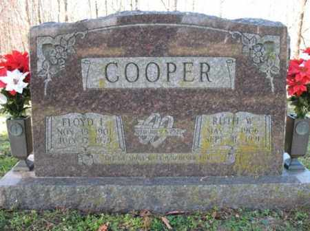 COOPER, FLOYD L - Poinsett County, Arkansas | FLOYD L COOPER - Arkansas Gravestone Photos
