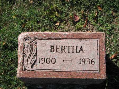 CRAIG, BERTHA - Poinsett County, Arkansas | BERTHA CRAIG - Arkansas Gravestone Photos