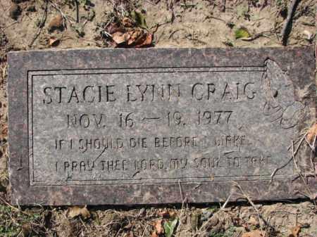 CRAIG, STACIE LYNN - Poinsett County, Arkansas | STACIE LYNN CRAIG - Arkansas Gravestone Photos