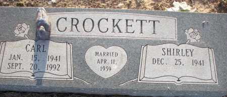CROCKETT, SHIRLEY - Poinsett County, Arkansas   SHIRLEY CROCKETT - Arkansas Gravestone Photos
