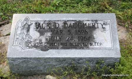 DAUGHERTY, JACK - Poinsett County, Arkansas | JACK DAUGHERTY - Arkansas Gravestone Photos