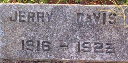DAVIS, JERRY - Poinsett County, Arkansas | JERRY DAVIS - Arkansas Gravestone Photos